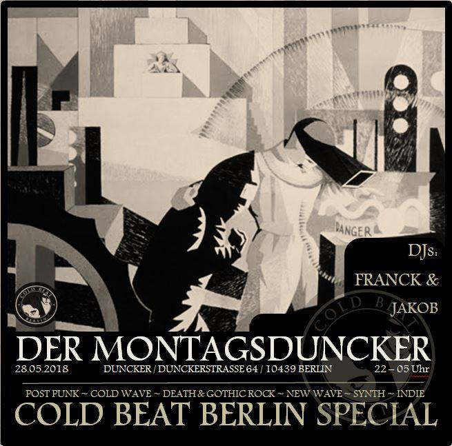 Montag meets Cold Beat